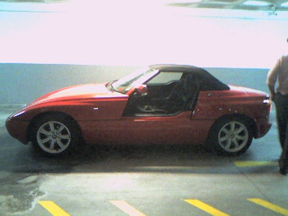mbdelta 1990 bmw z1 specs photos modification info at. Black Bedroom Furniture Sets. Home Design Ideas