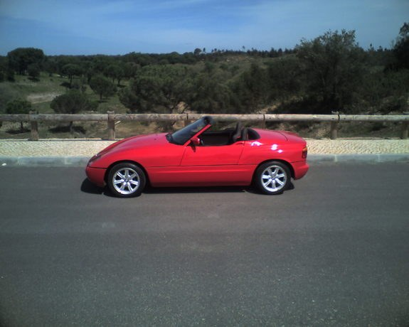 Another mbdelta 1990 BMW Z1 post... - 10014362