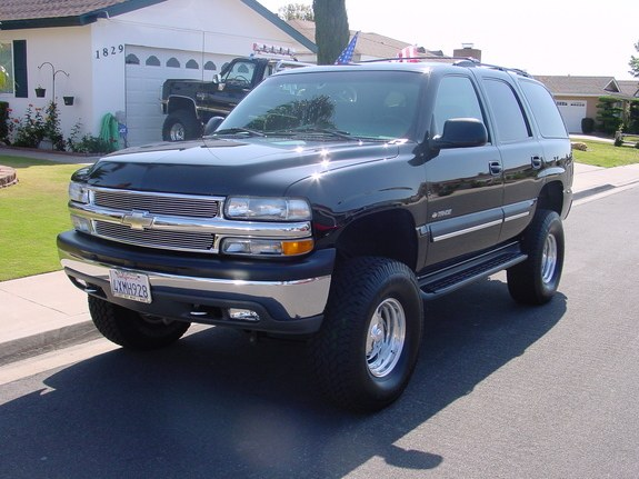 Another kevinschiff 2002 Chevrolet Tahoe post... - 10015624