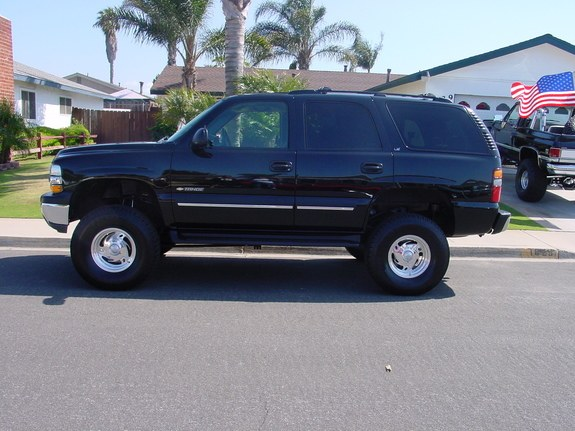 Another kevinschiff 2002 Chevrolet Tahoe post... - 10015625