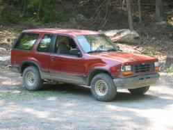 mstrat140s 1991 Ford Explorer Sport
