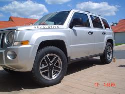 JIMinSVAZ 2007 Jeep Patriot