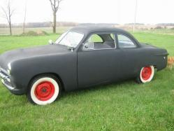 ressurrectedZ 1949 Ford Coupe