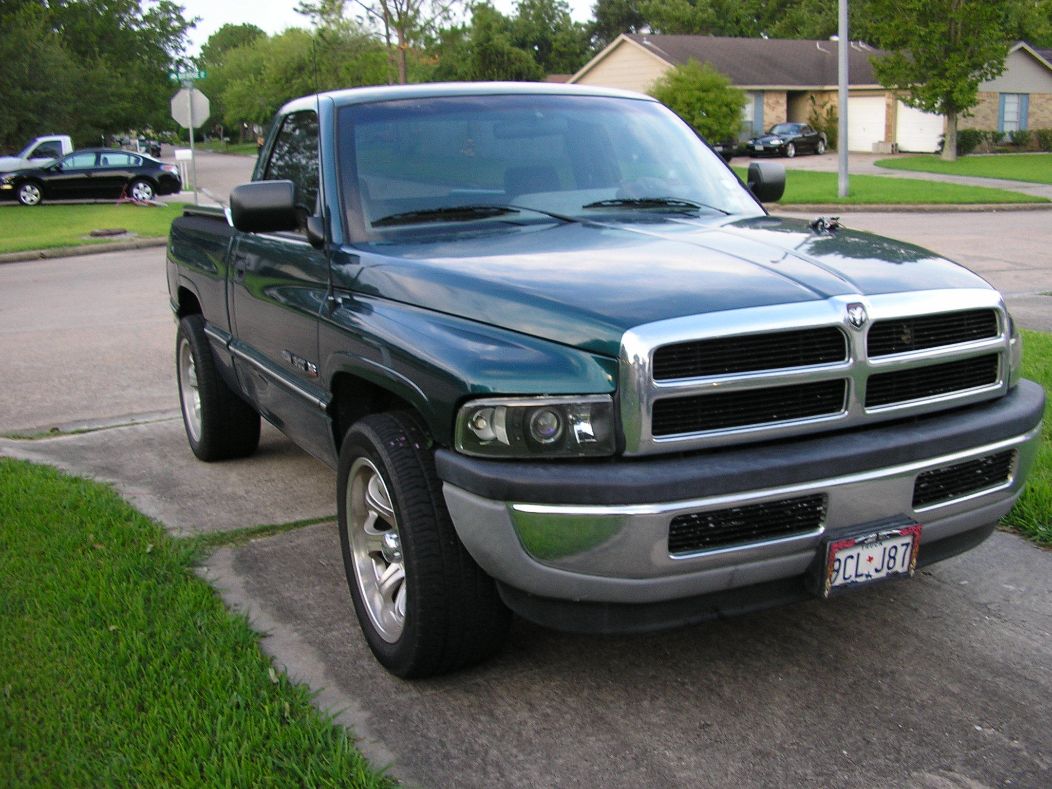sleepingdemon82 39 s 1996 dodge ram 1500 regular cab in league city tx. Black Bedroom Furniture Sets. Home Design Ideas