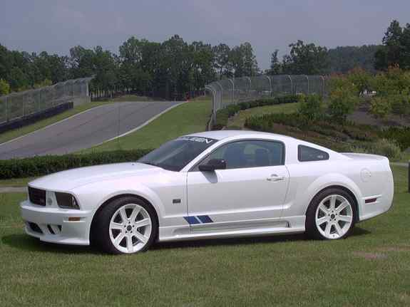 firehead67 2005 saleen mustang specs photos modification info at cardomain. Black Bedroom Furniture Sets. Home Design Ideas