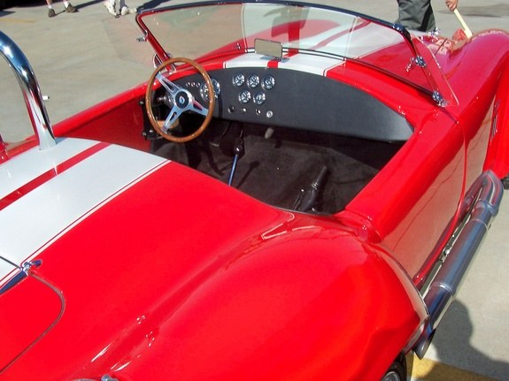 Another firehead67 1965 Shelby Cobra post... - 10019813