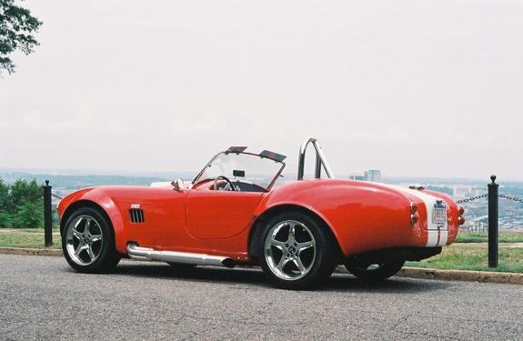 Another firehead67 1965 Shelby Cobra post... - 10019822