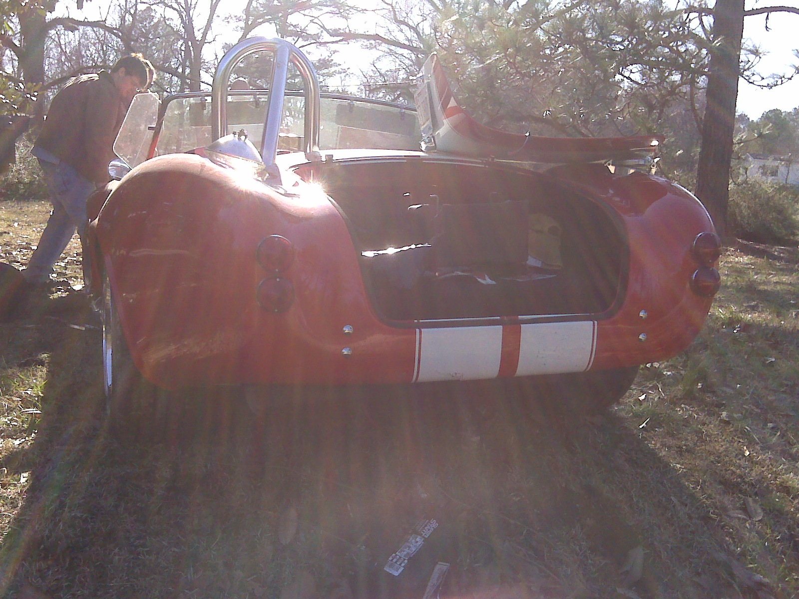 Another firehead67 1965 Shelby Cobra post... - 10019846