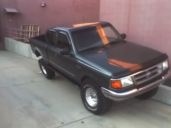 mtwheelin 1995 Ford Ranger Regular Cab 10023807