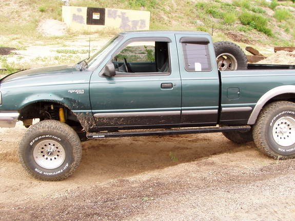 mtwheelin 1995 Ford Ranger Regular Cab 10023812