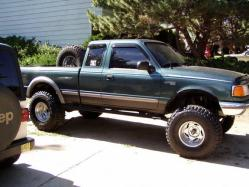 mtwheelins 1995 Ford Ranger Regular Cab