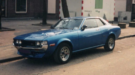 Another UncleChevy 1977 Toyota Celica post... - 10020948
