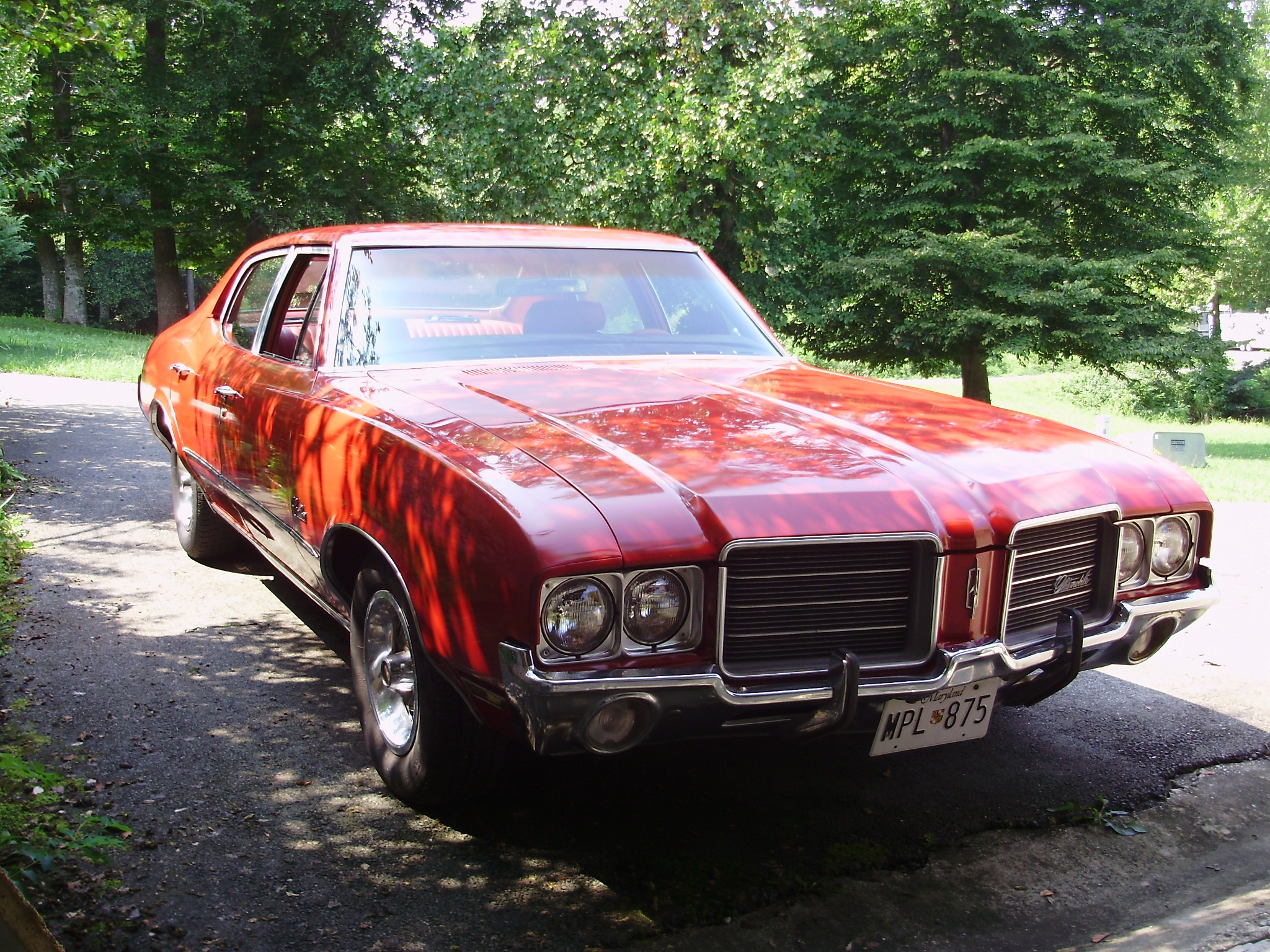 71Rocket350's 1971 Oldsmobile Cutlass
