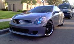 Crasher2002s 2005 Infiniti G