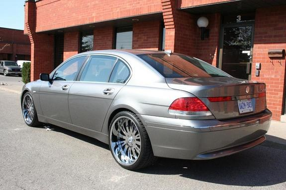 Terrence71 2005 BMW 7 Series