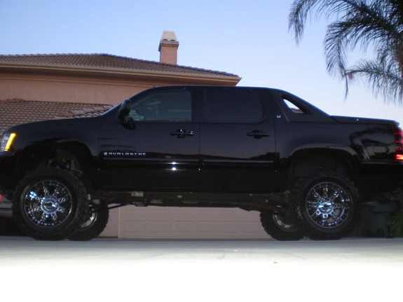 Blkavee 2007 Chevrolet Avalanche Specs Photos