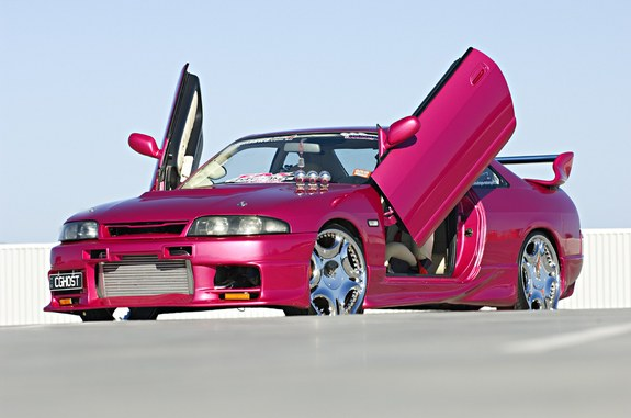 GHOSTT 1993 Nissan Skyline