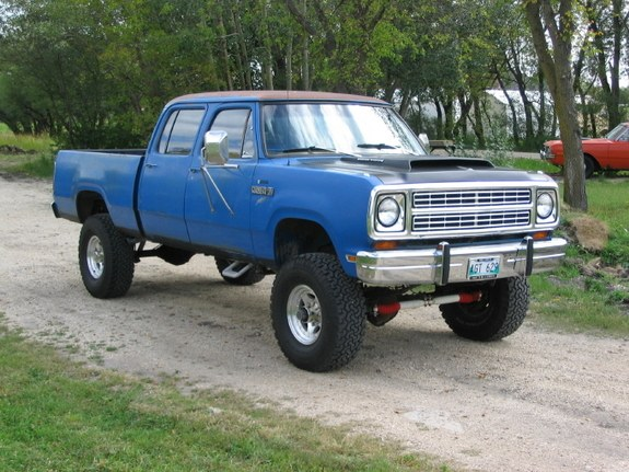 parts4darts 1980 Dodge Power Wagon 10025116