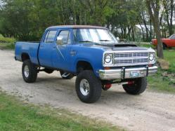 parts4darts 1980 Dodge Power Wagon