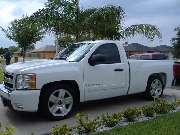 dagadeo 2007 chevrolet silverado 1500 regular cab specs. Black Bedroom Furniture Sets. Home Design Ideas