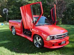 Bolster633s 1997 Chevrolet S10 Regular Cab