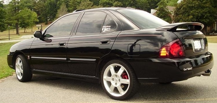 rich lafleur 2005 nissan sentra specs photos modification info at cardomain. Black Bedroom Furniture Sets. Home Design Ideas
