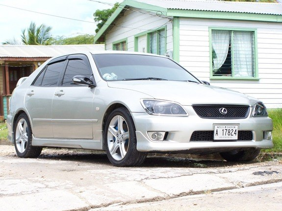 justbecause 2001 Lexus IS 10028634