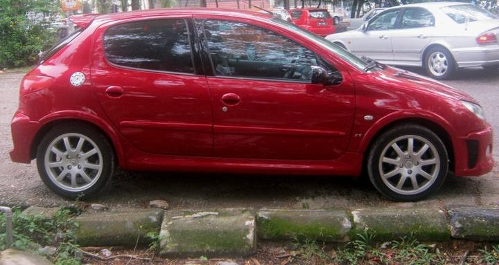 Another intermilano 2002 Peugeot 206 post... - 9455035