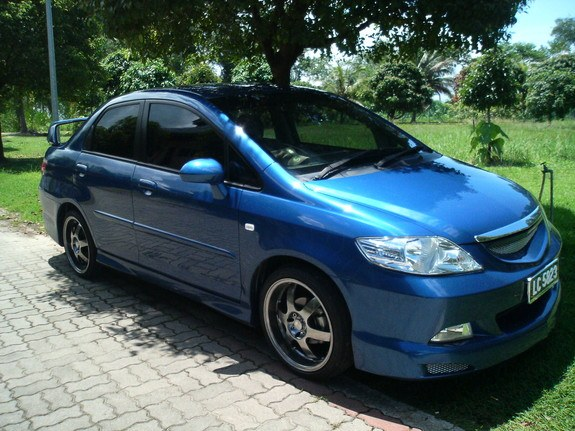 cosmetic's 2005 Honda City