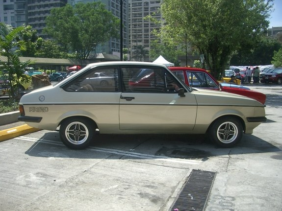 Another fordescortclub 1980 Ford Escort post... - 10027380