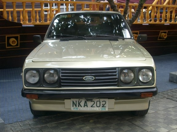 Another fordescortclub 1980 Ford Escort post... - 10027393