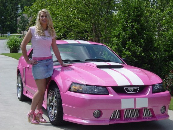 Pinkgt 2004 Ford Mustang Specs Photos Modification Info
