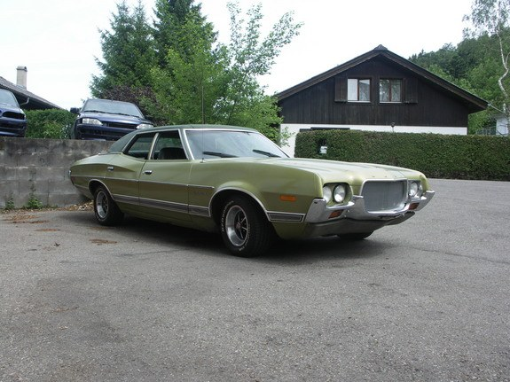 Another Alientec 1972 Ford Gran Torino post... - 10028854