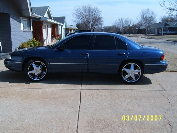 biggdaddyy 1997 chevrolet lumina passenger specs photos modification info at cardomain cardomain