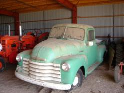 rallyLsubarus 1952 Chevrolet C/K Pick-Up