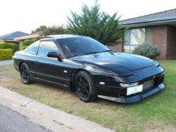 kid180s 1991 Nissan 180SX