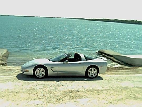 Prochrged97VETT 1997 Chevrolet Corvette 10031833