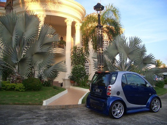 Another 30201772 2003 smart fortwo post... - 10079045
