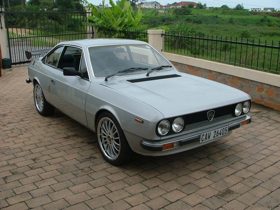1978 Lancia Beta Coupe. Lancia Beta Spider