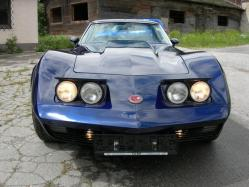 Chef-Gees 1974 Chevrolet Corvette