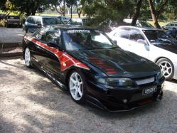 GHOSTTs 1993 Nissan Skyline