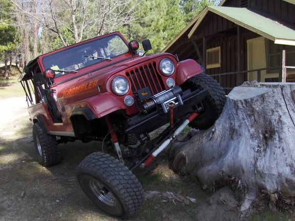 cj8scrambled 1984 Jeep CJ8 Scrambler 10033574
