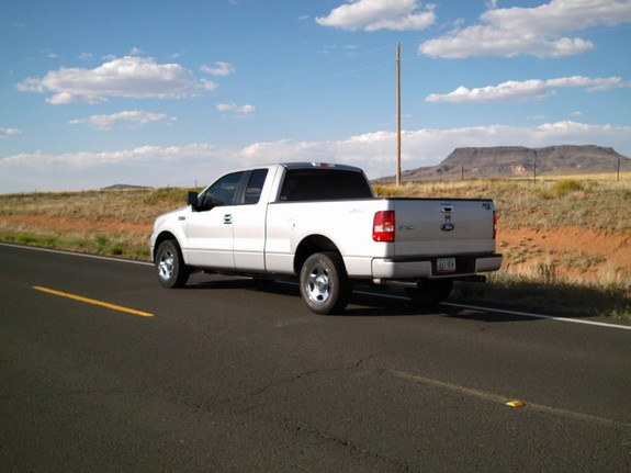 silver_cougar's 2006 Ford F150 Regular Cab