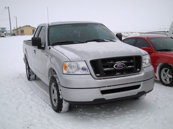 silver_cougar 2006 Ford F150 Regular Cab 10037010
