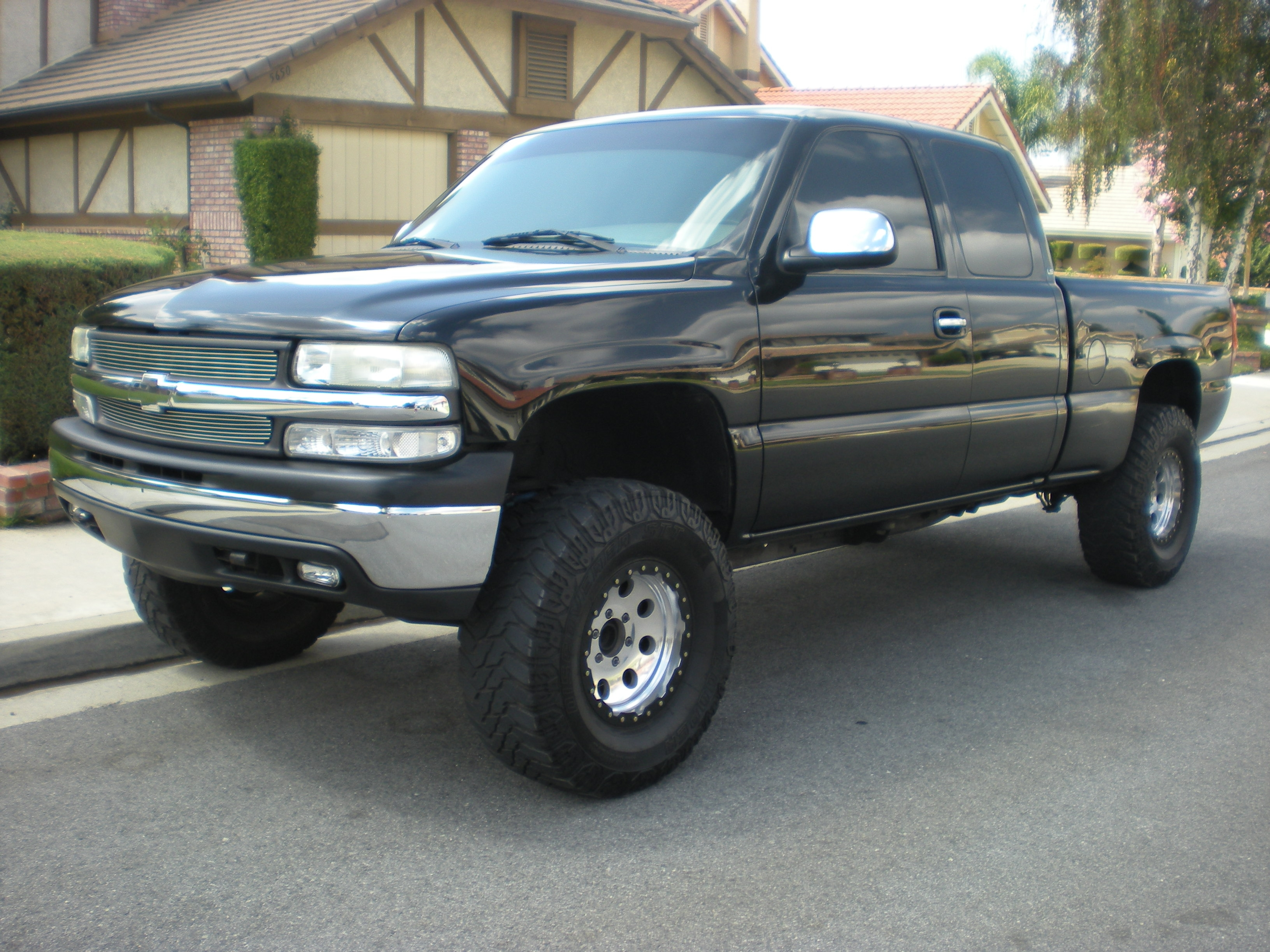 chevykid355 2000 chevrolet silverado 1500 extended cabshort bed specs photos modification info. Black Bedroom Furniture Sets. Home Design Ideas