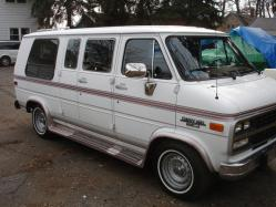 2broke4this 1992 Chevrolet Van