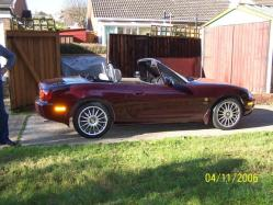 johnaspence 2000 Mazda Miata MX-5