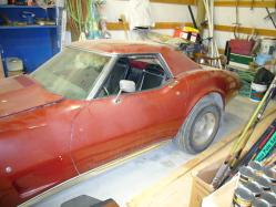 Corvette Stingray on 1975 Chevrolet Corvette  Spike Stingray    Hernando Beach  Fl Owned