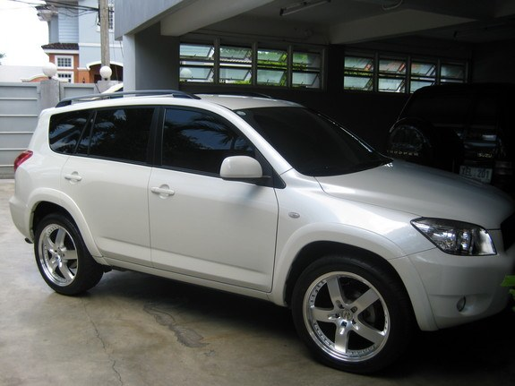 Trac111 2006 Toyota Rav4 Specs Photos Modification Info