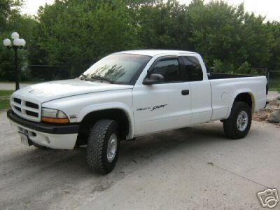 pickell213 2000 Dodge Dakota Regular Cab & Chassis